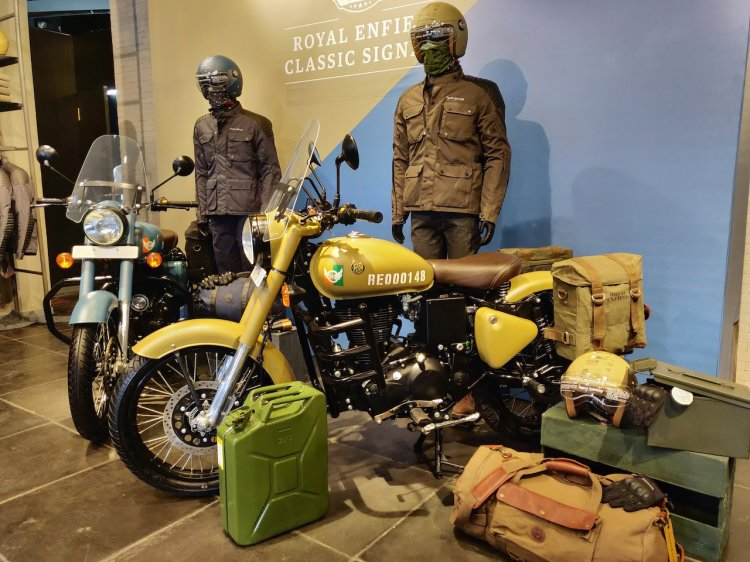top-selling bikes in india Royal Enfield Classic 350