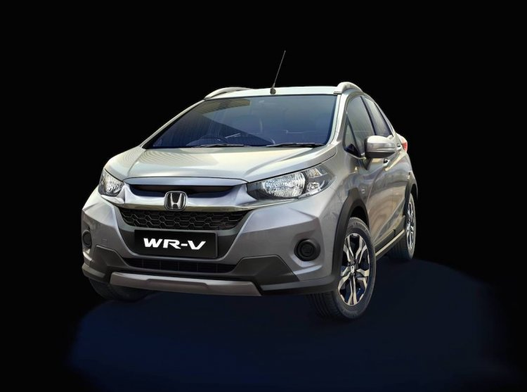 Honda WR-V Edge Edition