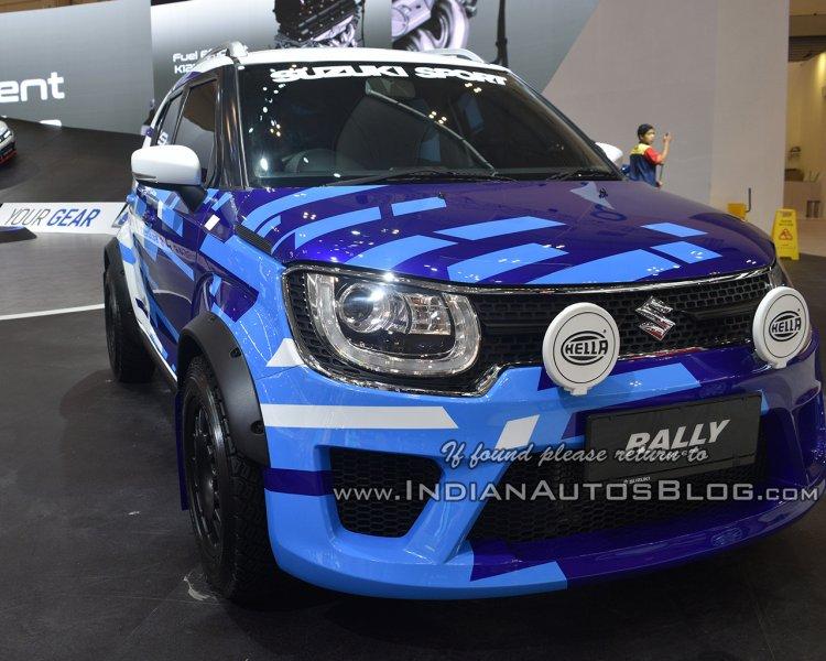 Suzuki Ignis Rally Concept GIIAS 2018