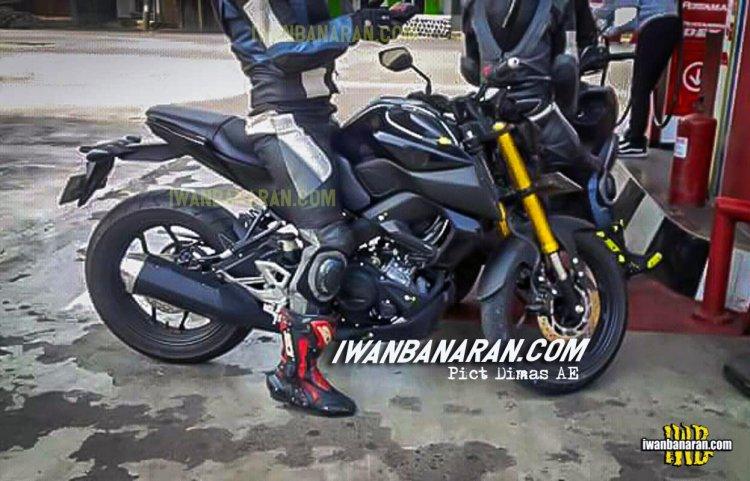 Yamaha xabre 150 2019 spyshot 1