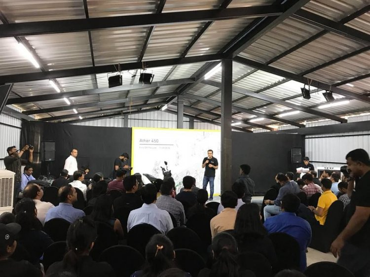 Ather 450 Deliveries Commence In Bengaluru