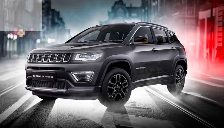 Jeep Compass Black Pack Edition Official Images Fr