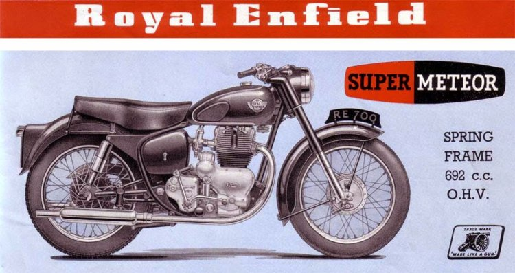 Royal Enfield Super Meteor