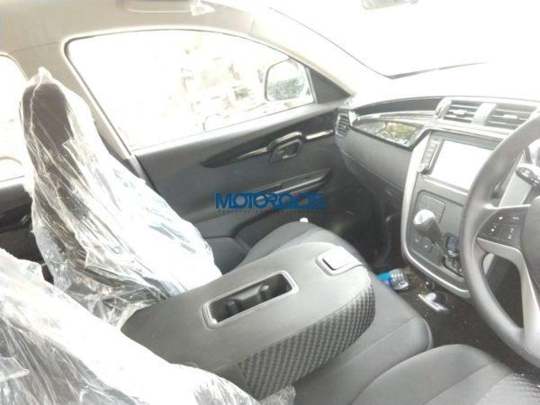 mahindra kuv100 nxt amt Interior Dashboard Image
