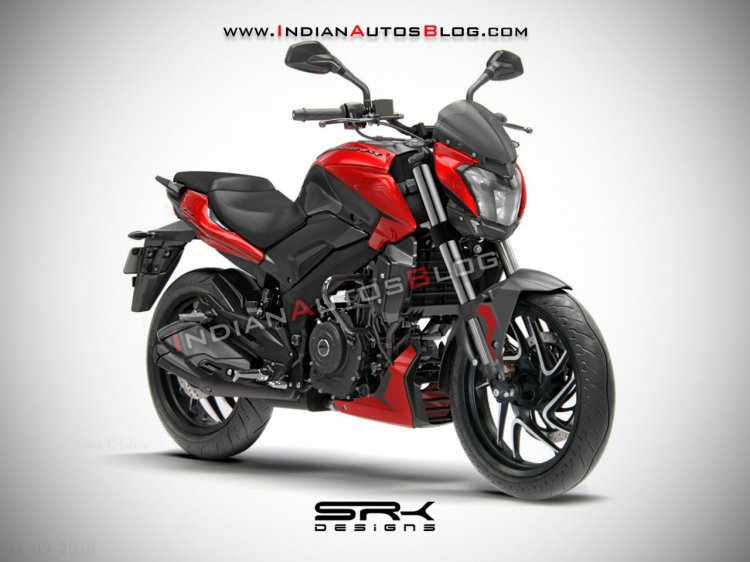 Bajaj Dominar 400 Iab Render Right Front Three Qua