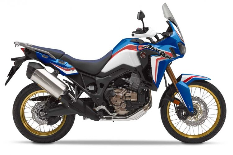 2019 Honda Africa Twin Right Side
