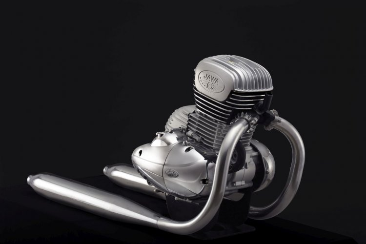 New 293cc BS-VI Ready Engine For Jawa Motorcycles