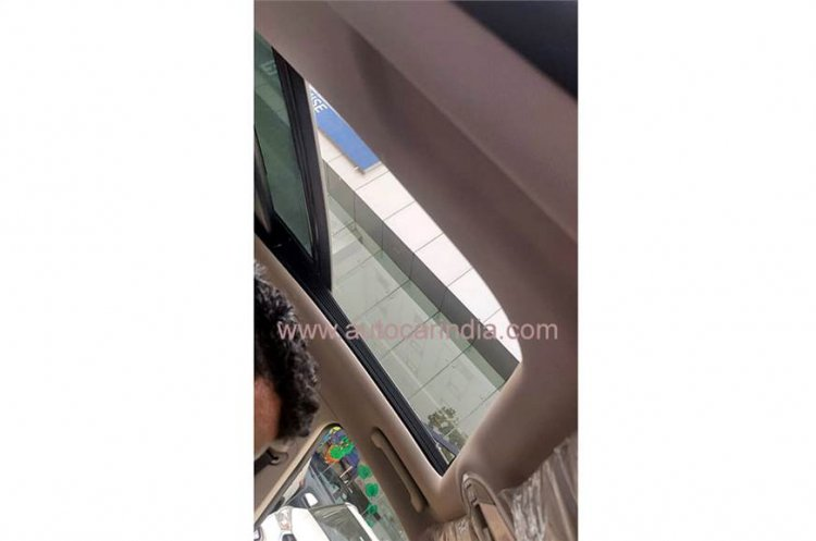 Hyundai Tucson Panoramic Sunroof