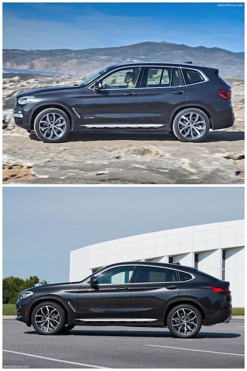 BMW X3 & BMW X4
