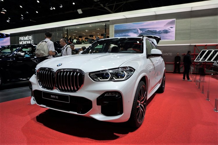 2019 Bmw X5 To Launch In India On May 16 Report