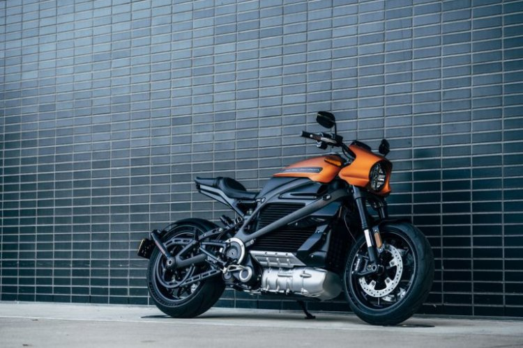 Harley Davidson Livewire At Eicma 2018 Right Side