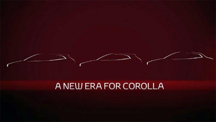Next Gen Toyota Corolla Altis Image Teaser