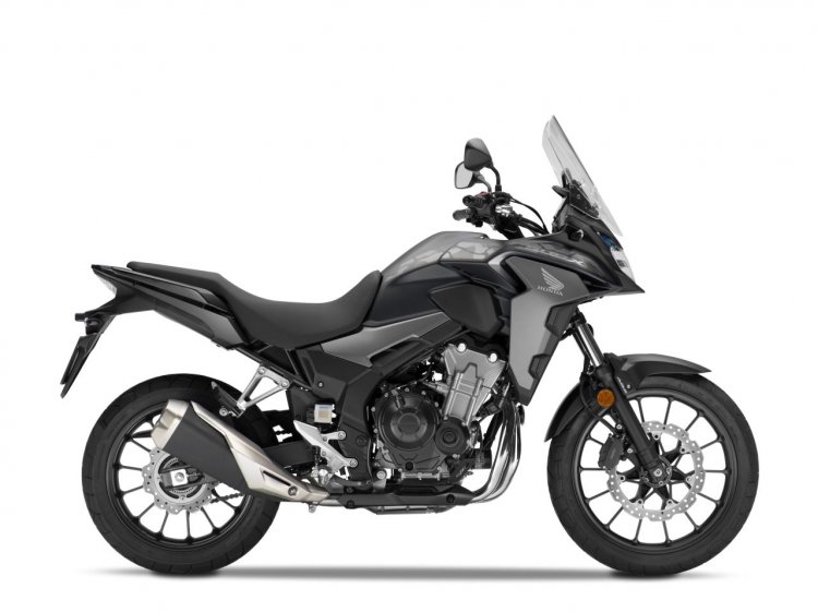 2019 Honda Cb500x Press Images Matt Gunpowder Blac