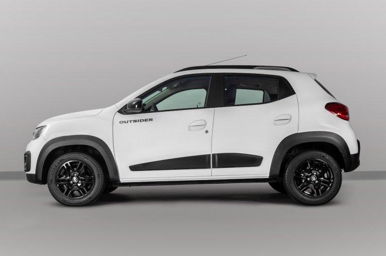 Renault Kwid Outsider Profile