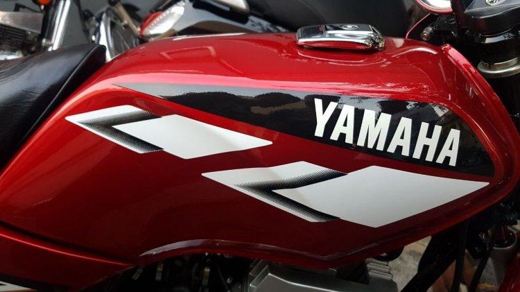 Yamaha Rx Z By Vivek Muniyappa Fuel Tank