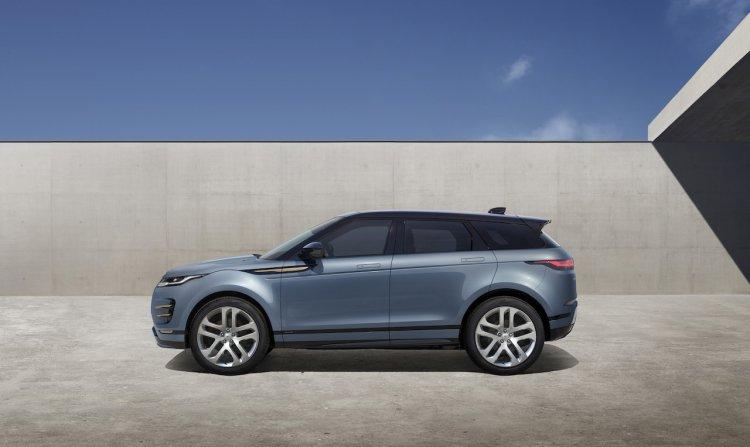 2019 Range Rover Evoque Profile