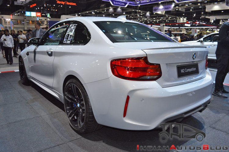 Bmw M2 Competition 2018 Thai Motor Expo Images Rea