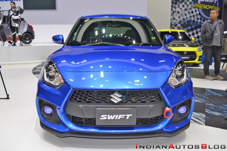 Custom Suzuki Swift Sport 2018 Thai Motor Expo Ima