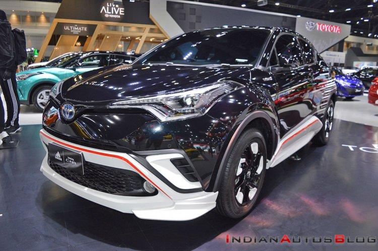 Toyota C-HR x Adidas 2018 Thai Motor Expo Images F