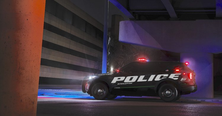 All New Ford Police Interceptor Utility Profile