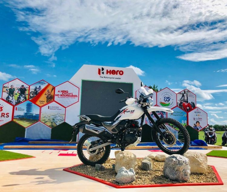 Hero Motocorp At Hero World Challenge Bahamas