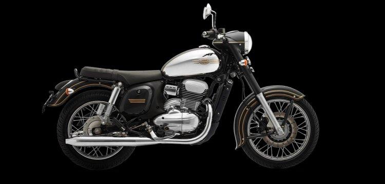 Jawa Classic Jawa Black Right Side