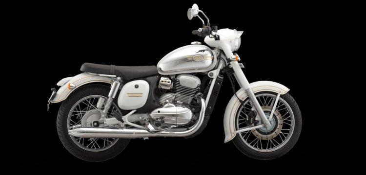 Jawa Classic Jawa Grey Right Side