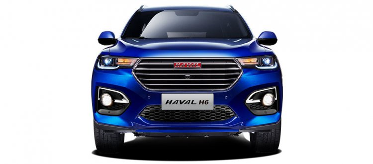Haval H6 Front