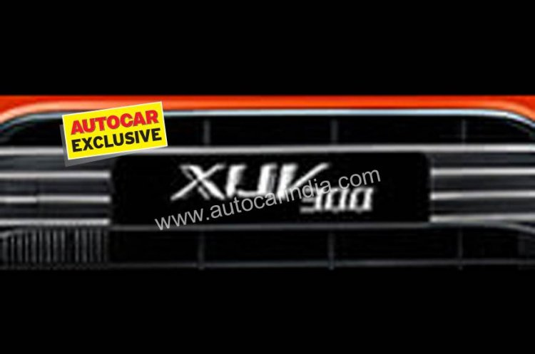 Mahindra Xuv300 Images Front Grille