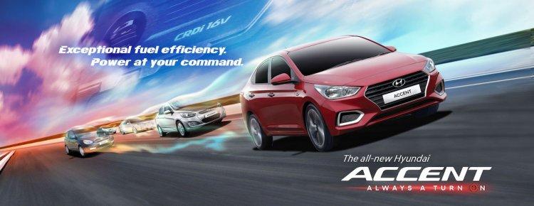 Philippine Spec All New Hyundai Accent