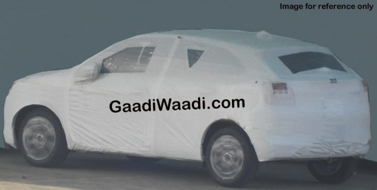 2019 Maruti Baleno Facelift Image Rear Three Quart