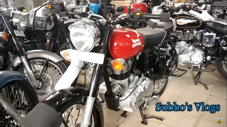 Royal Enfield Redditch 350 Abs Launched Feature Im