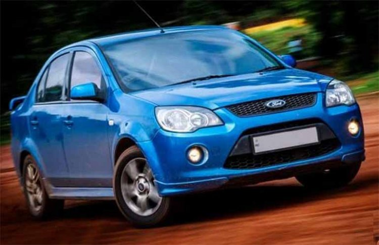 Ford Fiesta S India Images Front Three Quarters Ac