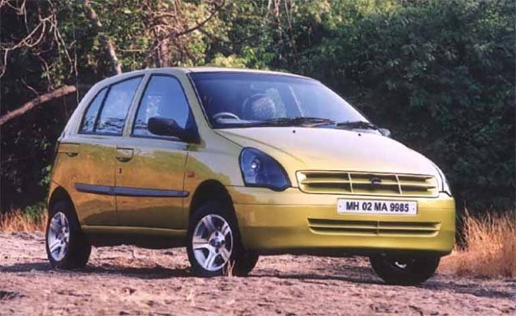 Dc Modified Tata Indica Images Front 1