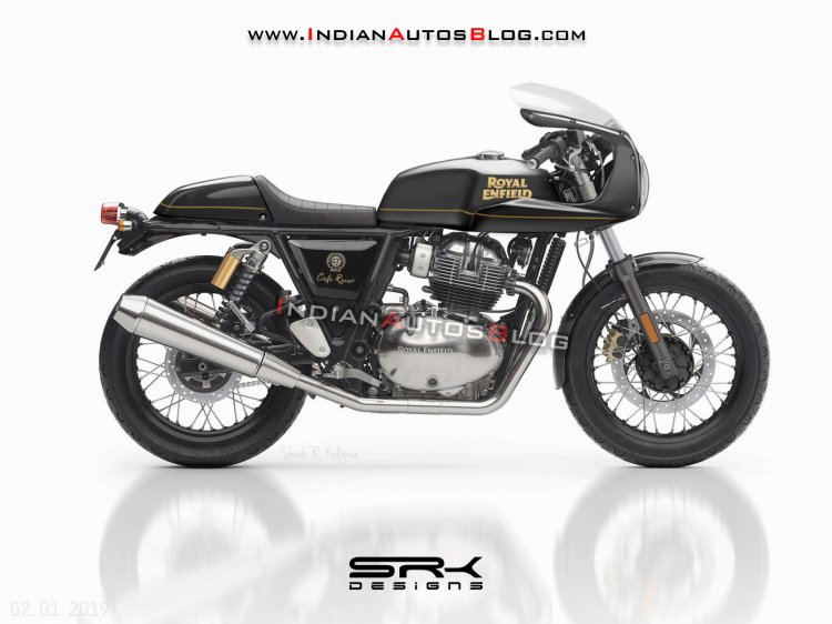 Royal Enfield Continental Gt 650 Classic Cafe Race