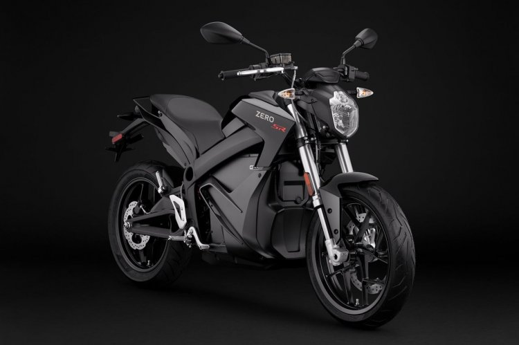 Zero Sr Official Image Right Front Quarter