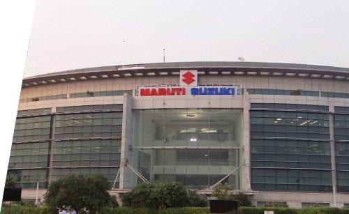 Maruti Suzuki Building