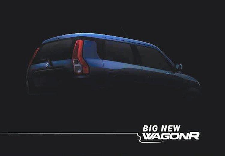 2019 Maruti Wagon R Teaser