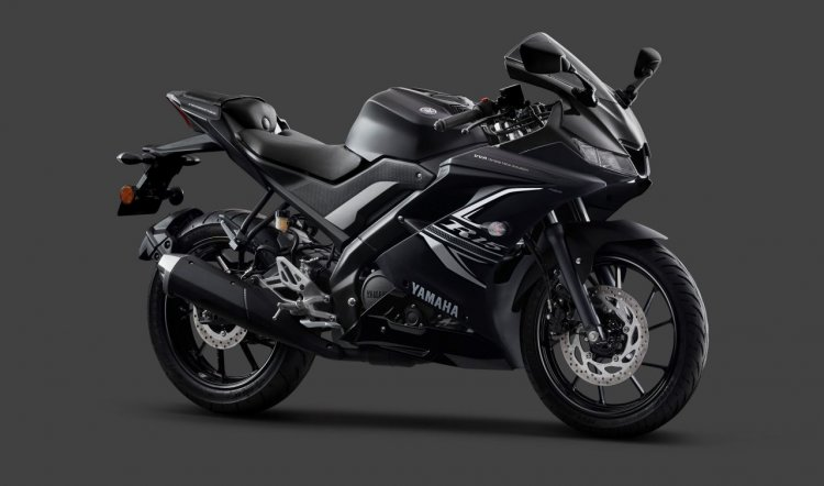 Yamaha Yzf R15 V3 0 Abs Darknight