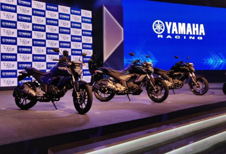 Yamaha Fz Fi V3 0 Yamaha Fs S Fi V3 0 Launched In