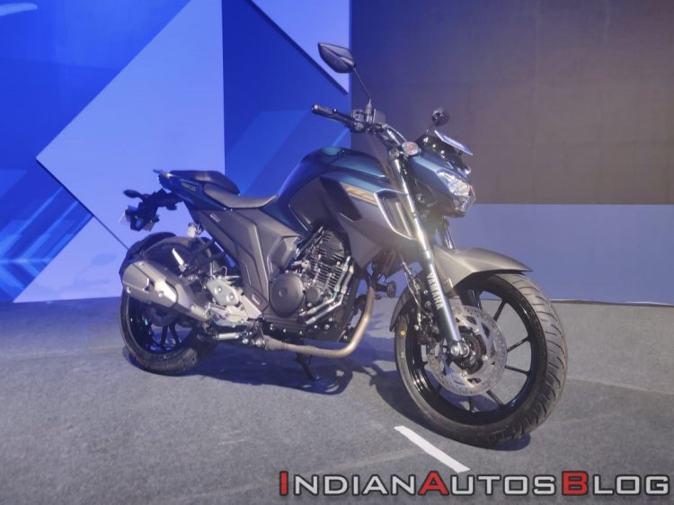 Yamaha Fz25 Abs Front Right Quarter