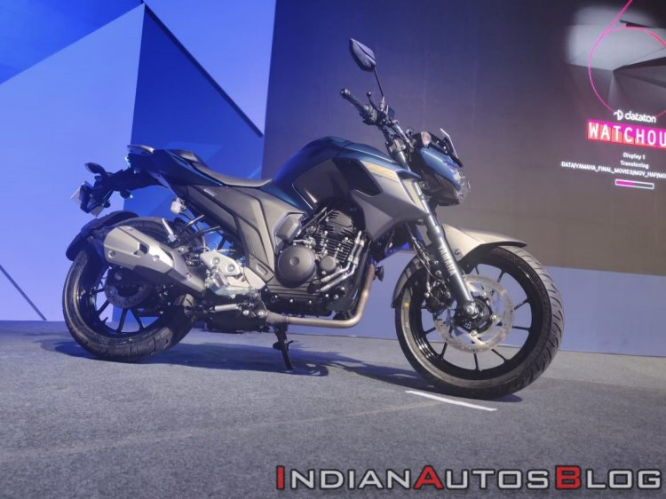 Yamaha Fz25 Abs Right Side Profile