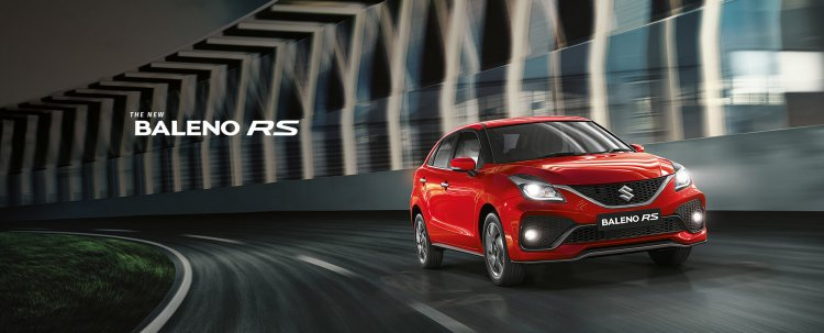 2019 Maruti Baleno Rs Facelift 5308