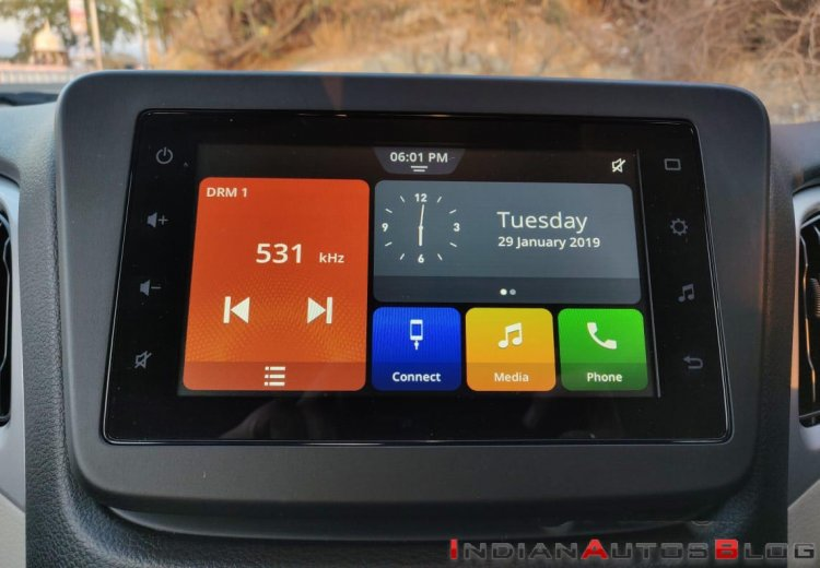 2019 Maruti Wagon R Review Images Interior Smartpl