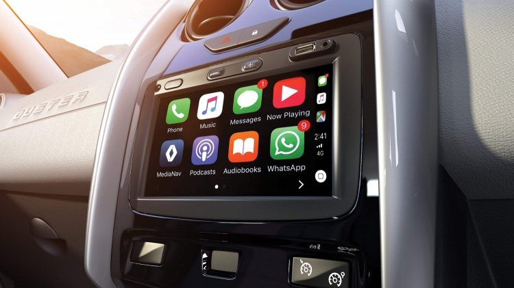 Renault Duster Medianav Evolution Infotainment Sys