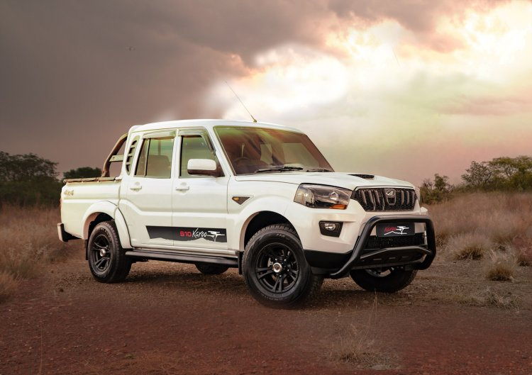 Mahindra Pik Up Karoo Edition S10