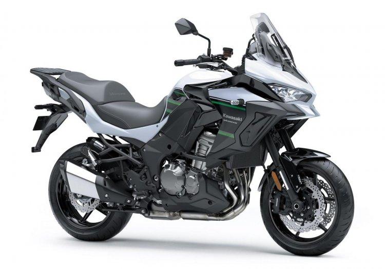 Kawasaki Versys 1000 Front Quarter