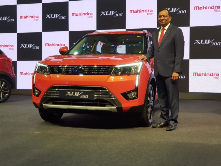 Mahindra Xuv300 Launch