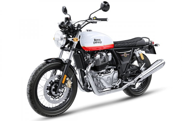 Royal Enfield Interceptor 650 Baker Express Front