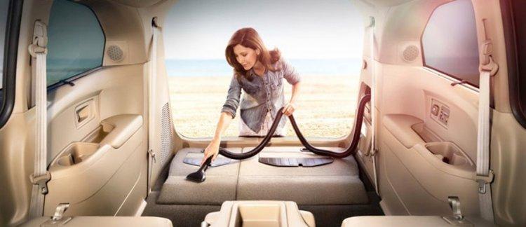 2014 Honda Odyssey Hondavac Built In Vacuum Cleane